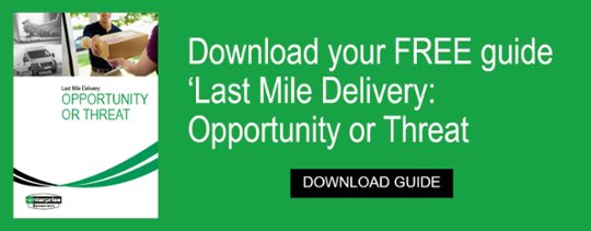 Last mile delivery opportunity or threat