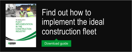 Find out how to implement the ideal construction fleet