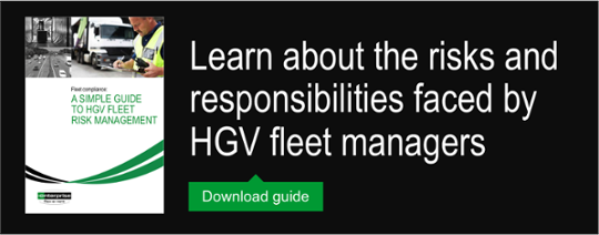 Reduce HGV costs & risks in your business