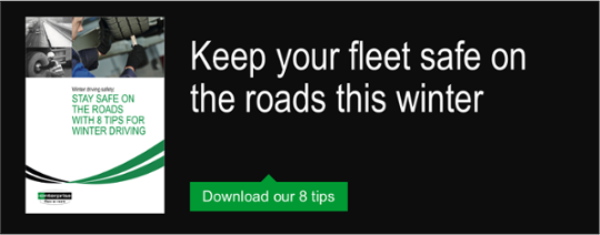 Keep your fleet safe on the roads this winter