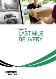 Last mile delivery: opportunity or threat?