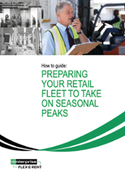 Preparing your retail fleet to take on seasonal peaks