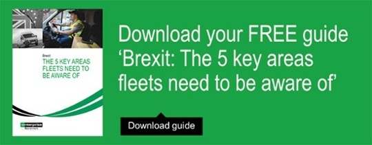 Download your FREE guide 'Brexit: The 5 key areas fleets need to be aware of'