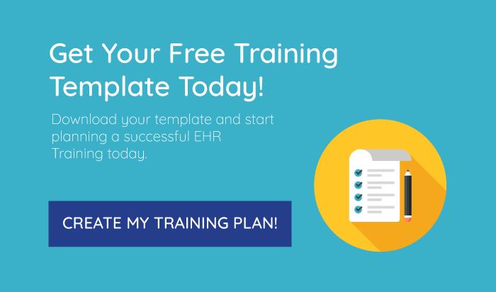 EHR Training Checklist