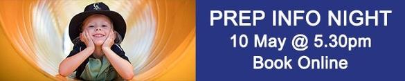 Register for Prep Info Night
