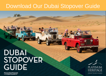 2–3 Days in Dubai – Experience a great stopover Dubai