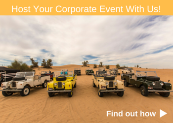 Host Your Corporate Event with Us!