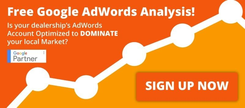 Free AdWords Analysis