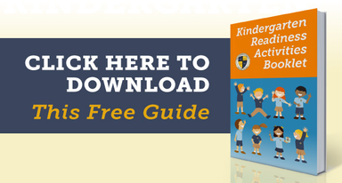 Kindergarten Readiness Activities Booklet