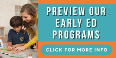 Preview Our Early Ed Programs
