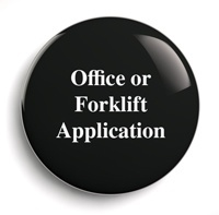 Office or Forklift Application Button