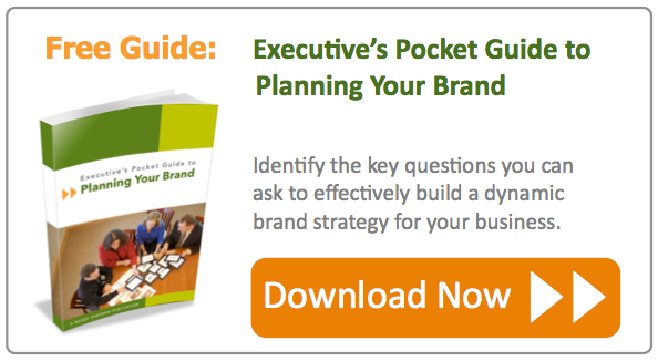 Executive's Pocket Guide to Planning Your Brand