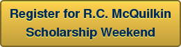 Register for R.C. McQuilkin Scholarship Weekend