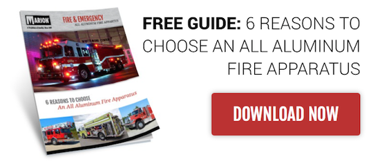 Reasons to choose all aluminum fire apparatus