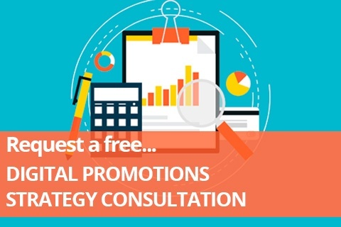 Free Digital Promotions Strategy Consultation