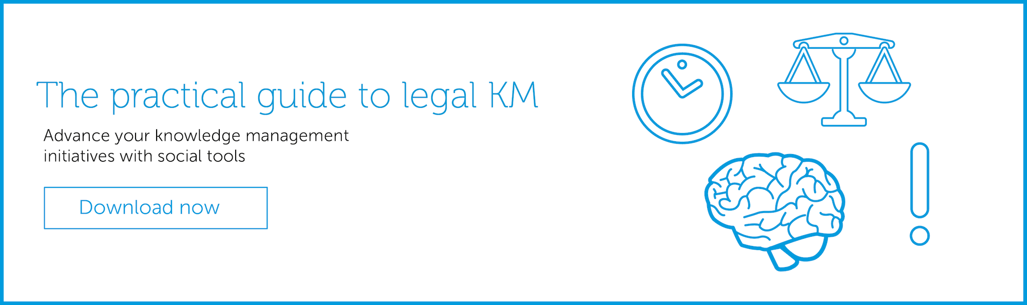 The practical guide to legal KM