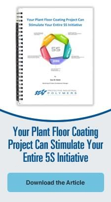 Free Download - Your Plant Floor Coating Project Can Stimulate Your Entire 5S Initiave