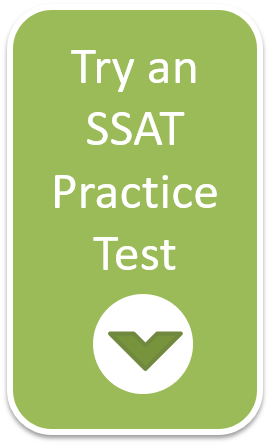 Try an SSAT practice test