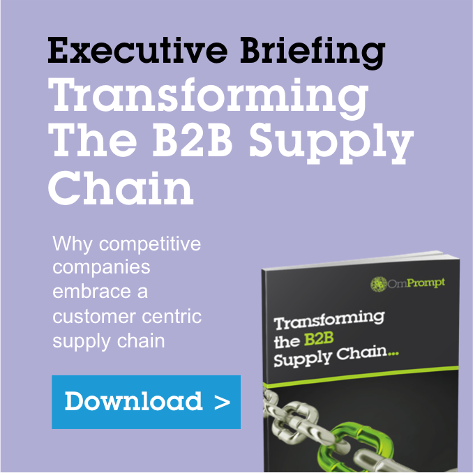 Transforming the B2B Supply Chain