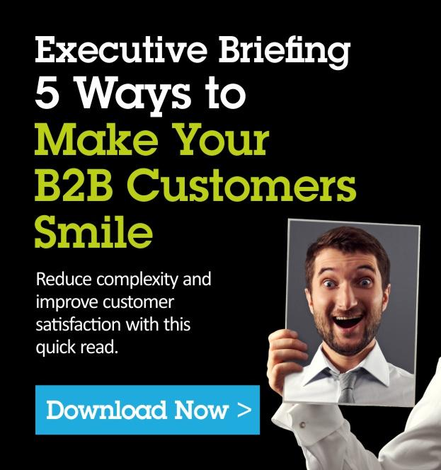 Make Your B2B Customers Smile