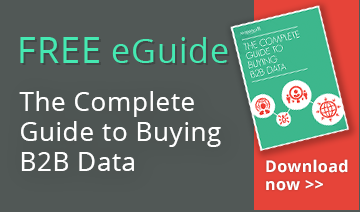 Complete guide to buying B2B data