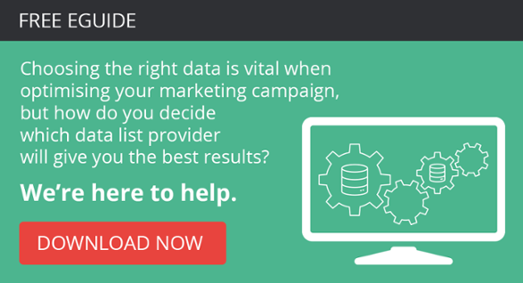 Will Your Data List Provider Make or Break Your Campaign
