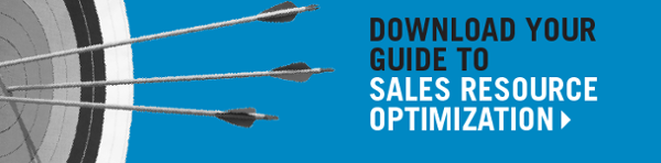 Download our Guide to Sales Resource Optimization