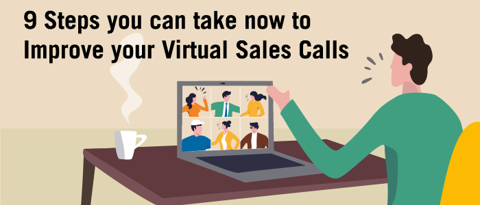 Virtual Sales Call Best Practices