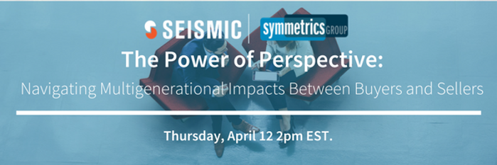 Multigenerational Webinar Seismic Symmetrics Group