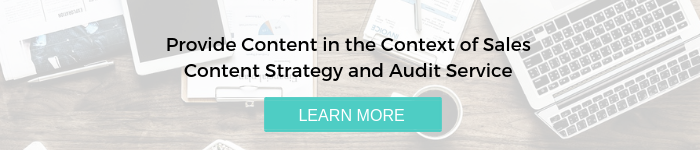 Content Strategy and Audit Service