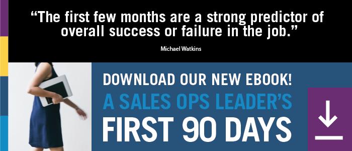 Sales Ops Leader eBook