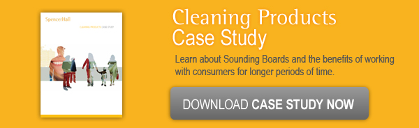 SpencerHall Cleaning Poducts Case Study