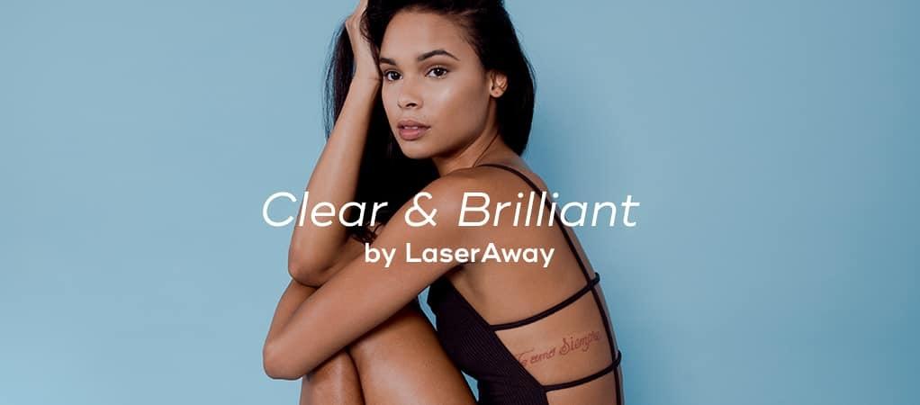 clear + brilliant