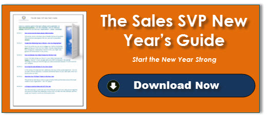 Sales SVP New Year's Guide