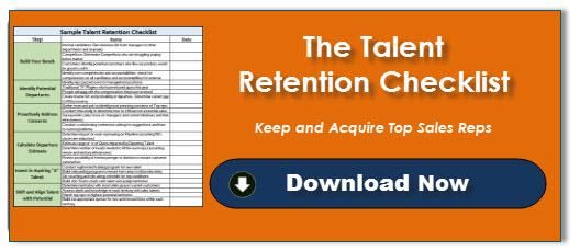 Talent Retention Checklist