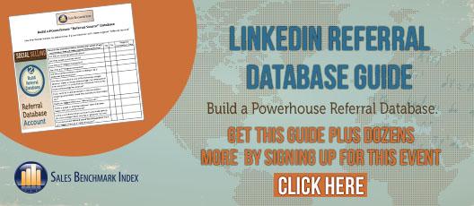 LinkedIn Referral Database Guide