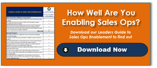 Leaders Guide to Sales Ops Enablement