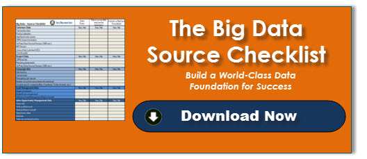 Big Data Source Checklist
