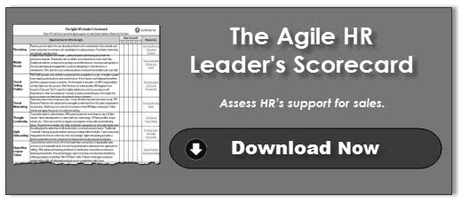 Agile HR Leader's Scorecard