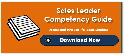 Sales Leader Competency Guide