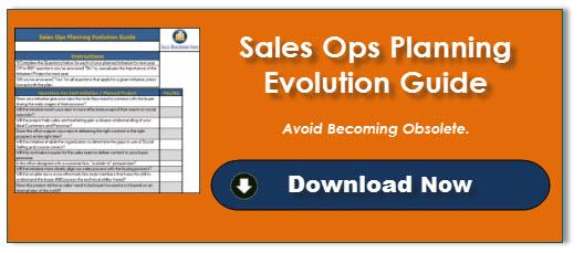 Sales Ops Planning Evolution Guide