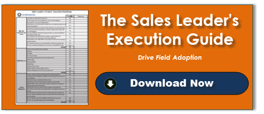 Sales Leaderu0026#39u003Bs Execution Guide