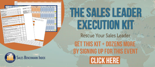 Sales Leader Execution Kit