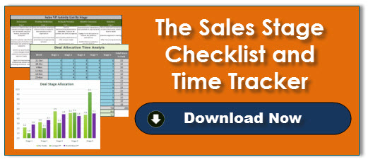 Sales Stage time tracker