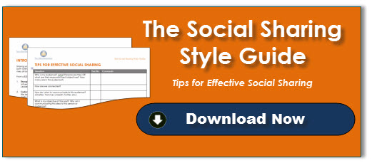 Social Sharing Style Guide