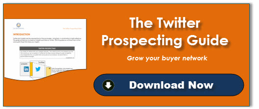 How to Use Twitter for Modern Prospecting