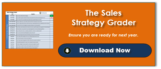 Sales Strategy Grader