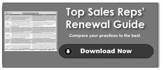 Top Sales Rep Renewal Guide