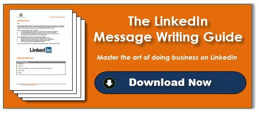 The LinkedIn Message Writing Guide