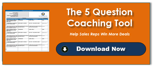 The 5 Question Coaching Tool